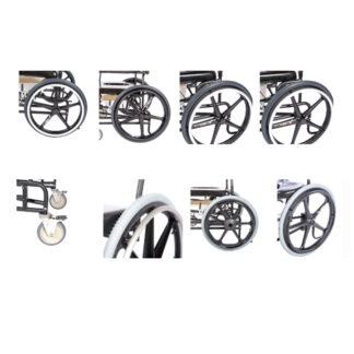 Wheels/Rear Casters